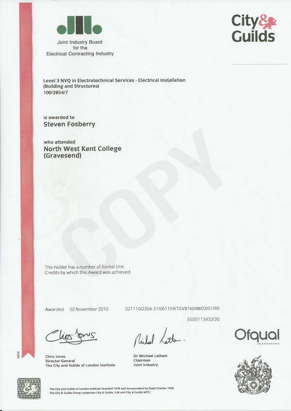 NVQ (QCF) Level 3 in Pharmacy Service Skills
